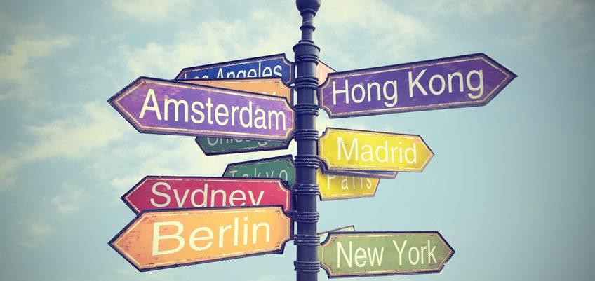 Überall zu Hause – Coaching für Expat-Partner